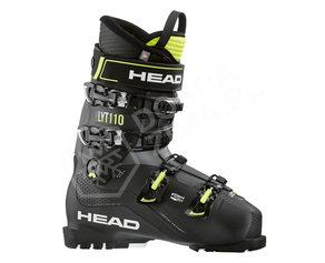 Buty narciarskie Head Edge LYT 110 Black/Yellow sezon 2021