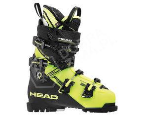 Buty narciarskie HEAD VECTOR RS 130S Yellow / Black sezon 2_018/2019