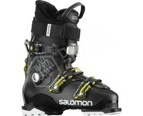Buty narciarskie Salomon QST ACCESS 80 Black / Beluga / Acid Green sezon 2020