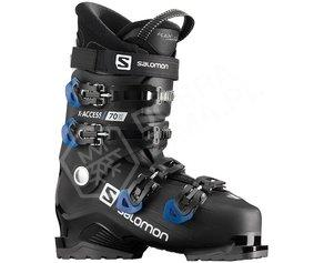 Buty narciarskie Salomon X Access 70 Wide Black/Race Blue/White sezon 2019/2020