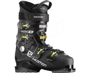 Buty narciarskie Salomon X Access 80 Black/Acid Green/White sezon 2020