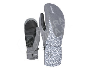 Damskie rękawice Level Alpine Mitt (Pattern) sezon 2020