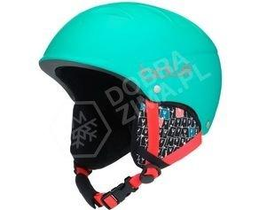 Juniorski kask narciarski Bolle B-Free Matte Mint Animals sezon 2018/2019