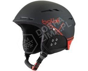 Kask Bolle B-Fun Soft Black/Red sezon 2018/2019