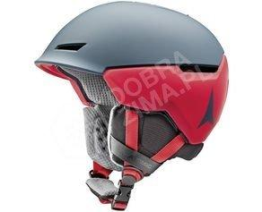 Kask narciarski ATOMIC Revent+ LF Blue/Red sezon 2018/2019