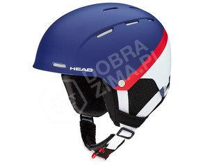 Kask narciarski HEAD Tucker BOA Blue/Red sezon 2018/2019