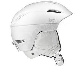 Kask narciarski Salomon ICON² C.Air White sezon 2018/2019