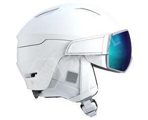 Kask narciarski Salomon Mirage White sezon 2019/2020