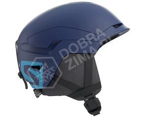 Kask narciarski Salomon Quest Access Dress Blue/Haw.Bl sezon 2020