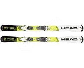 Narty HEAD Supershape Team SLR PRO + wiązania HEAD SLR 7.5 AC sezon 2020