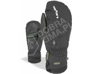 Rękawice Level Alpine Mitt Black