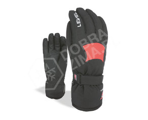 Rękawice Level Super Radiator Jr Gore Tex (pk black)