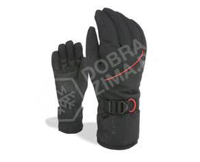 Rękawice Level Trouper Gore Tex pk balck